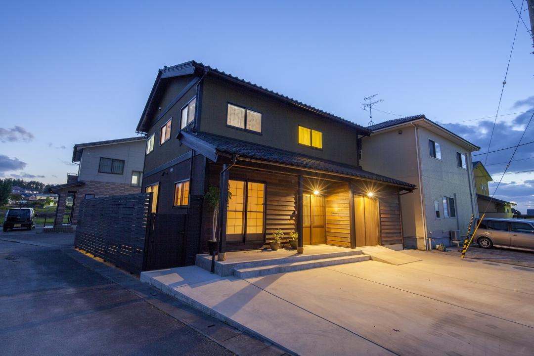 「巣民家」 伝統+デザインで永く住み継がれる家